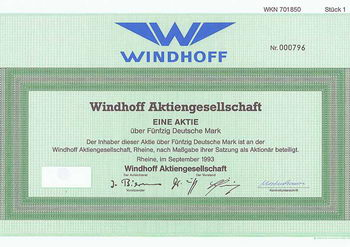 Windhoff AG