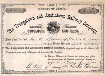 Youngstown & Austintown Railway
