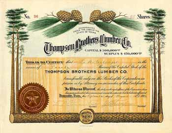 Thompson Brothers Lumber Co.