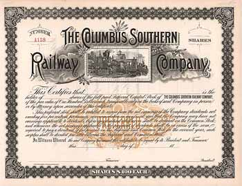 Columbus Southern Railway Co.
