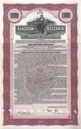 Kingdom of Bulgaria