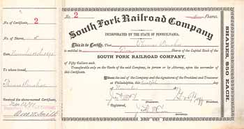 South Fork Railroad