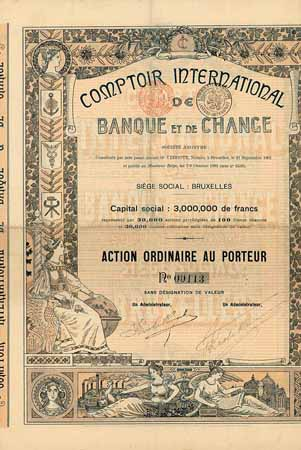 Comptoir International de Banque et de Change S.A.