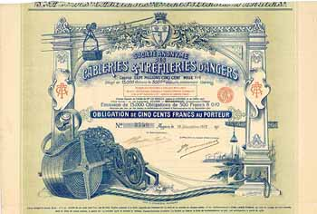S.A. Cableries & Trefileries d'Angers