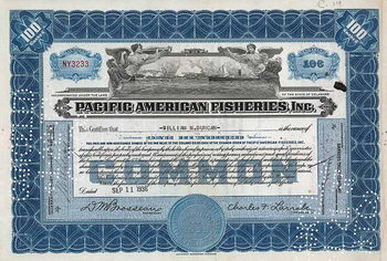 Pacific American Fisheries