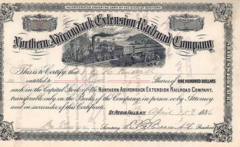 Northern Adirondack Extension Railroad