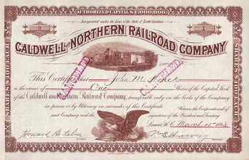 Caldwell & Northern Railroad