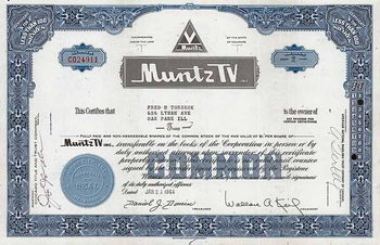 Muntz TV Inc.