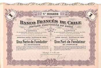 Banco Frances de Chile