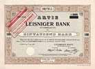 Leisniger Bank AG