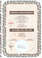 Simca Industries S.A.
