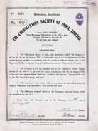 Colonization Society of India Ltd.