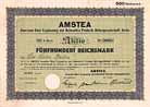 AMSTEA American Steel Engineering and Automotive Products AG