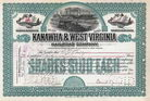 Kanawha & West Virginia Railroad