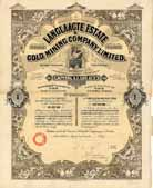 Langlaagte Estate & Gold Mining Company Ltd.