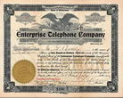 Enterprise Telephone Co.