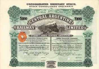 Central Argentine Railway Company