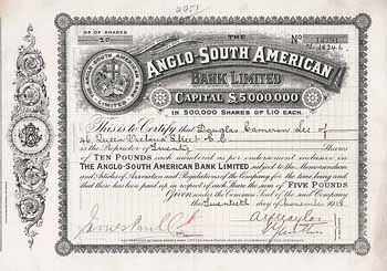 Anglo-South American Bank Ltd.